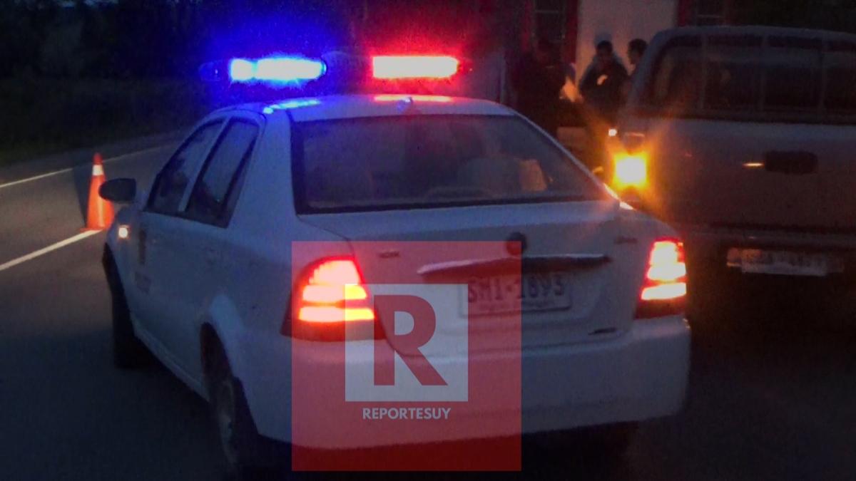 Rocha: Dos hombres fallecieron en siniestros de tránsito