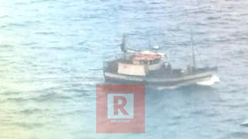 barco incautado