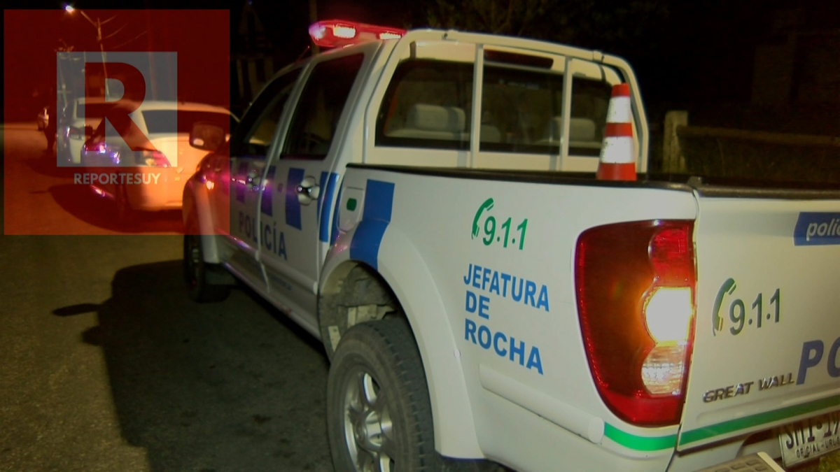 Rocha: Intentó robar en un destacamento policial, fue detenido y formalizado