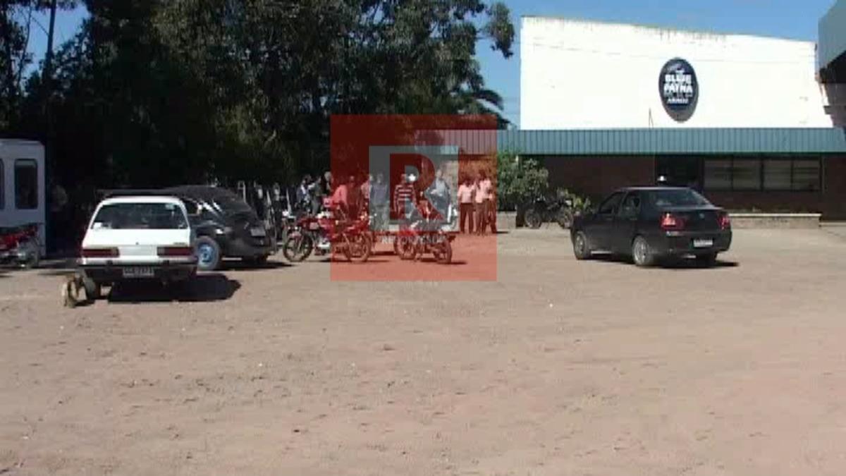 Un trabajador de 60 años murió en la plata de arroz de Coopar en Lascano