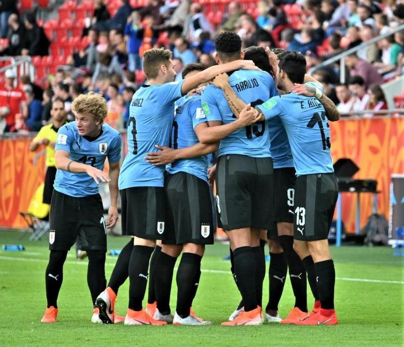 uruguay sub20