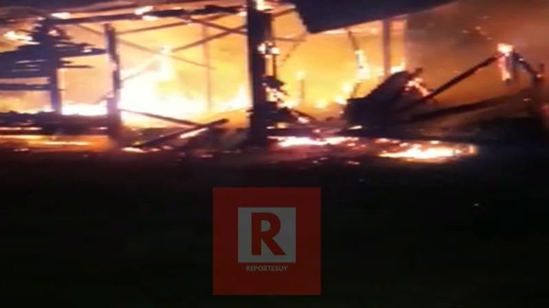 incendio barrio parque niño fallecido 1