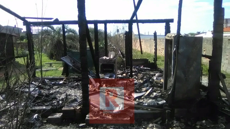 incendio barra del chuy