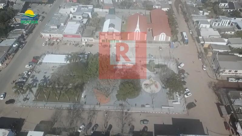 plaza artigas chuy