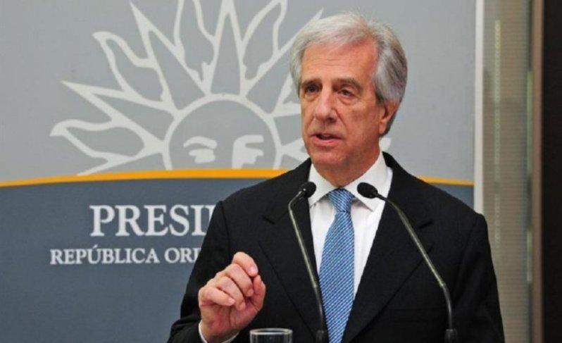Presidente-Tabaré-Vásquez-desaprueba-injerencia-en-Venezuela
