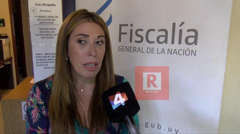 Fiscal Sandra Fleitas