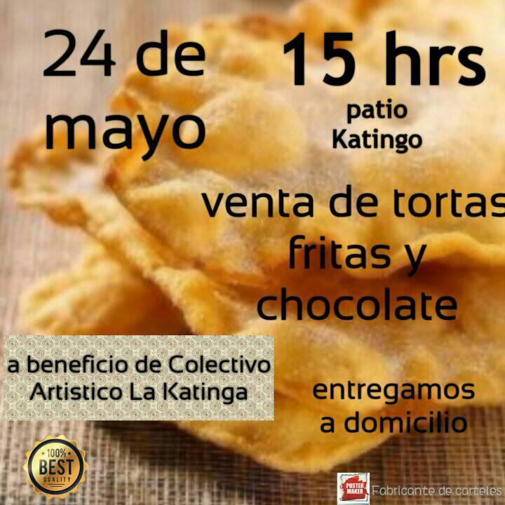TORTAS FRITAS LA KATINGA