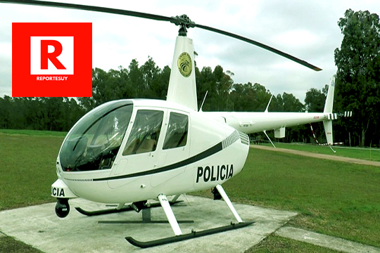 HELICOPTERO POLICIA