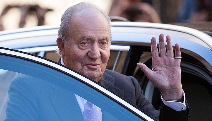 Juan Carlos / Rey / España