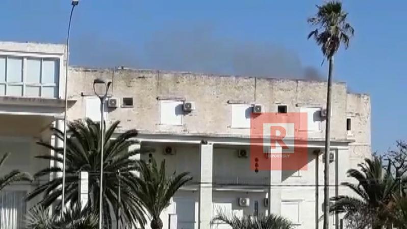 incendio hotel cabo santa maria