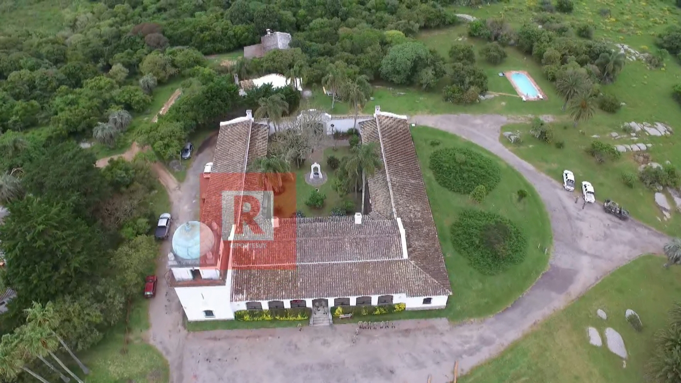 Hotel del Parque de La Fortaleza de Santa Teresa, Rocha, Uruguay
